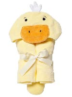 Soup and Hooded Ducky Towel